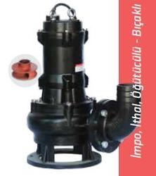 İMPO - 100B 43.7 5 hp 380 V Trifaze 4