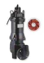 İMPO - 65WQX 25-15-3 4 hp 380 V Trifaze 2½