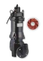 İMPO - 80WQX 40-15-4 5,5 hp 380 V Trifaze 3