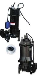 İMPO - Bıçaklı Pis Su Drenaj Pompası 40G 21.1SF 1,5 HP 220v 2