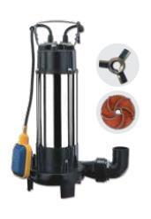 İMPO - Bıçaklı Pis Su Drenaj Pompası V2200CF 3 HP Trifaze 2