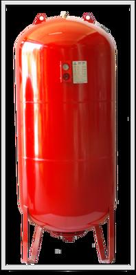 Dikey Yerli Ürün Hidrofor Tankı 750 LT