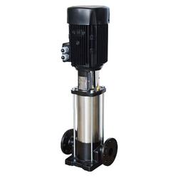 E-TECH - E-Tech EV 95/03-2a F 25 HP Paslanmaz Dik Milli Çok Kademeli Hidrofor (Tek Pompa)