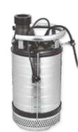 İmpo - KSM 21.5F 2 Hp Monofaze Endüstriyel Tip, Uzun Süreli Çalışmaya Dayanıklı Çamur Pompası Çıkış 2