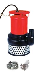 İmpo - NTZ 43.7 5 Hp Trifaze Endüstriyel Tip, Uzun Süreli Çalışmaya Dayanıklı Çamur Pompası 1450 d/d Çıkış 4