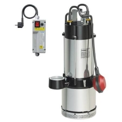 SUMAK - SDF12/3 Temiz Su Dalgıç Pompa ( 20 mt kablolu, flatörlü, panolu )