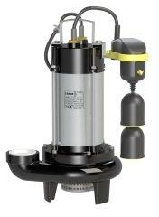 SUMAK - SDF18/2Y-A Asansör Flatörlü Az Kirli Su Dalgıç Pompa ( 10 mt kablolu, flatörlü, panolu )