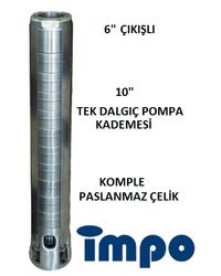 İMPO - İMPO SS 10108 / 10, 100 HP, 6