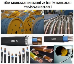 Kablo - TTR Kablo 3X2,5