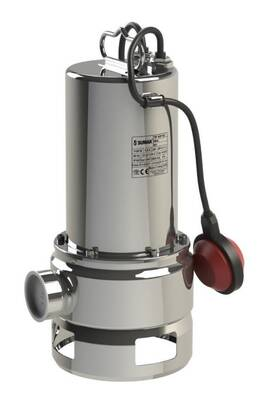 SDF15/2 Paslanmaz Foseptik Dalgıç Pompa